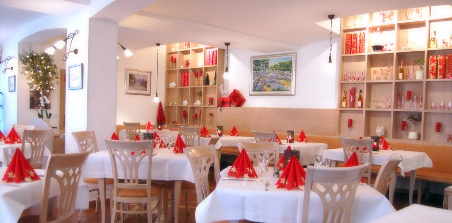 Restaurant Weihnachten Geöffnet