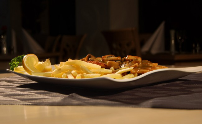 Schnitzeltag | Restaurant Mediterran  im Weinegg