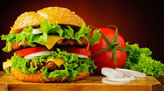 Neu! Jeden Montag Burger -Tag!